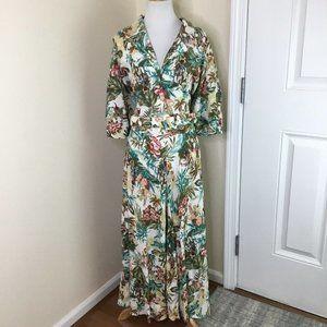 Vintage 80's 90's Carol Andersson Women's Dress 20
